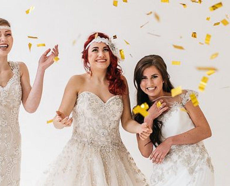 De leukste alternatieven voor confetti op je bruiloft