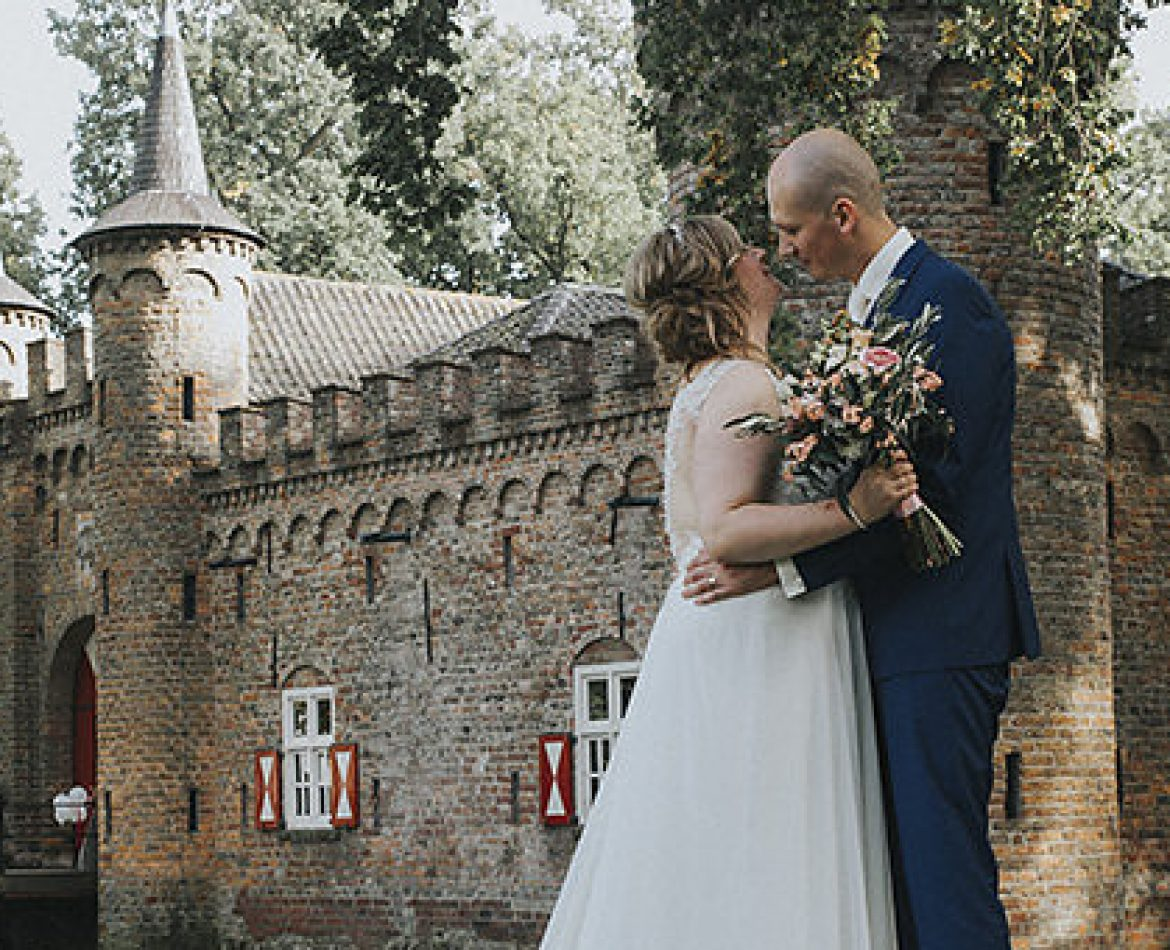 REAL WEDDING | HILDE & STIJN
