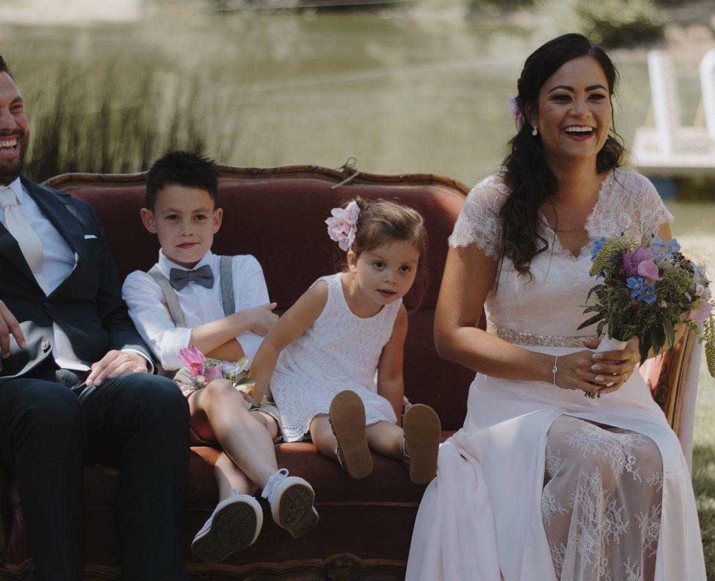 REAL WEDDING | BJORN & VIVIANNE
